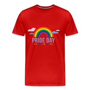 Pride Day Red - Men's Premium T-Shirt