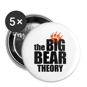 The Big Bear Theory - Small Buttons
