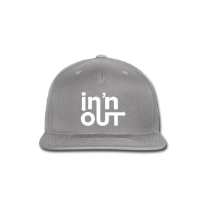 In and Out Snap Back - Snap-back Baseball Cap