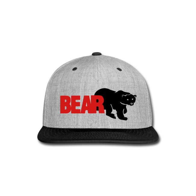 Bear Pride Snap Back