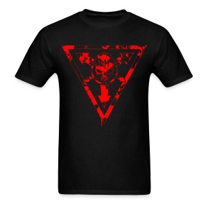 MISSION INFECT BLOODY SHIRT - Men's T-Shirt