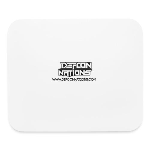 Defcon Nations Mousepad - Mouse pad Horizontal