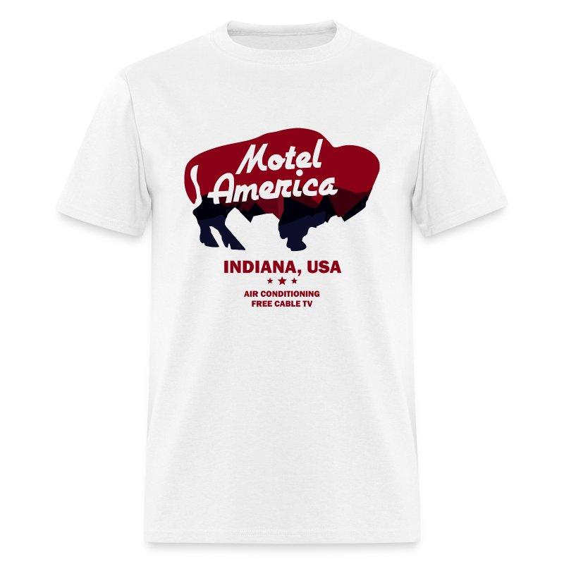 American Gods – Motel America - Men's T-Shirt