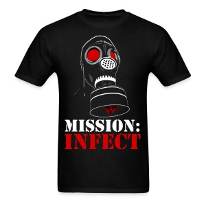 MISSION : INFECT SHIRT - Men's T-Shirt