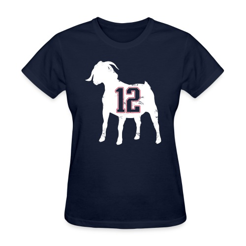 Tom Brady GOAT - Women's T-Shirt