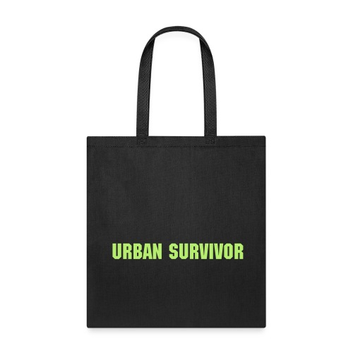 URBAN SURVIVOR Tote Bag - Tote Bag