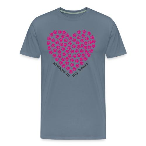 Always in My Heart - Men's Premium T-Shirt