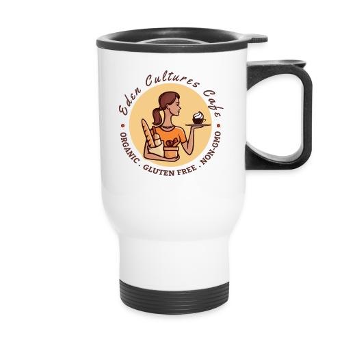 Eden Logo Thermos - Travel Mug