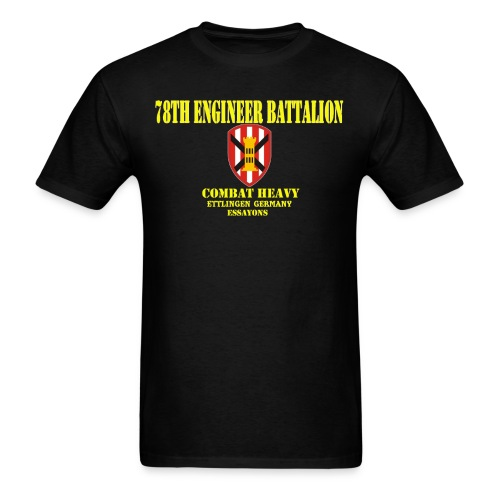 78th Engineer Battalion - Men's T-Shirt