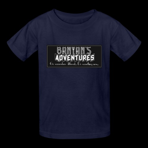 Kid's Shirt (Classic Logo) - Kids' T-Shirt