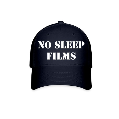 NO SLEEP FILMS HAT! - Baseball Cap
