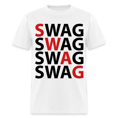 Swag me 5x - Men's T-Shirt