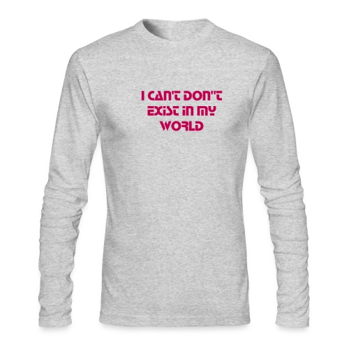 Positive Thought Tees - Men's Long Sleeve T-Shirt by Next Level