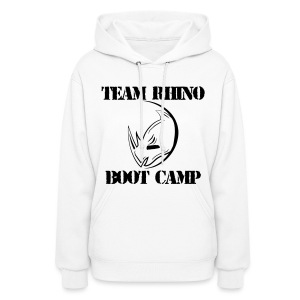 2017 Boot Camp Hoodie - WHITE ONLY - Women's Hoodie