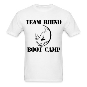 Boot Camp T-Shirt (WHITE ONLY) - Men's T-Shirt