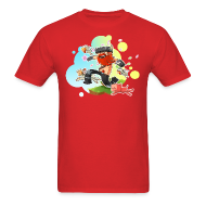 T-Shirts ~ Men's T-Shirt ~ Mens Tee: Honeydew's Pets
