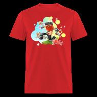 T-Shirts ~ Men's T-Shirt ~ Mens Tee: Honeydew's Pets