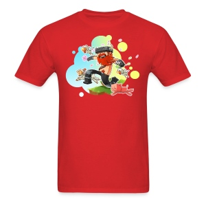 Mens Tee: Honeydew's Pets - Men's T-Shirt