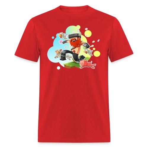 Mens Tee: Honeydew's Pets - Men's T-Shirt