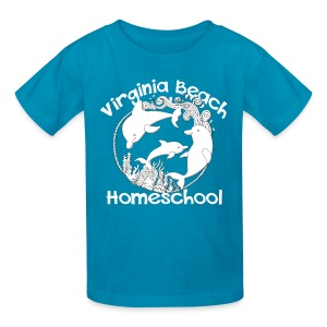 Virginia Beach Homeschool - Kids' T-Shirt