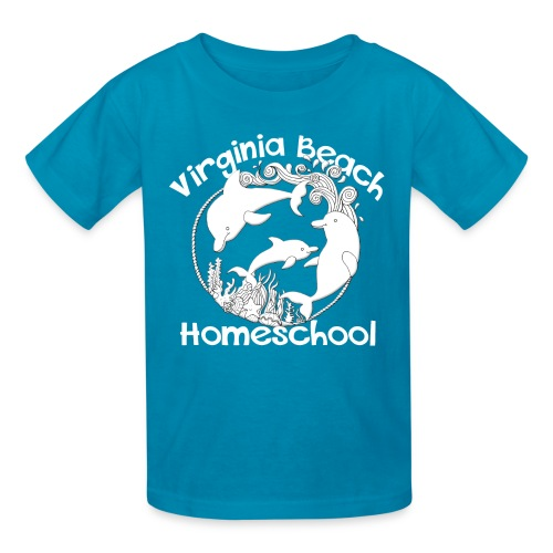 Virginia Beach Homeschool - Kids' T-Shirt