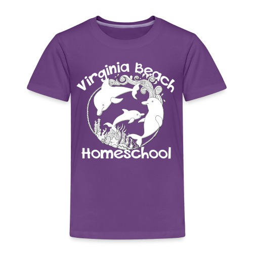 Virginia Beach Homeschool - Toddler Premium T-Shirt