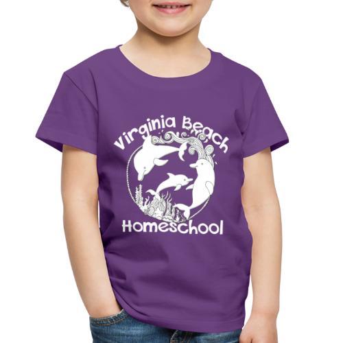 Virginia Beach Homeschool - Toddler Premium T-Shirt