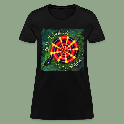 Beth Patterson - On Better Paths T-Shirt (women's) - Women's T-Shirt