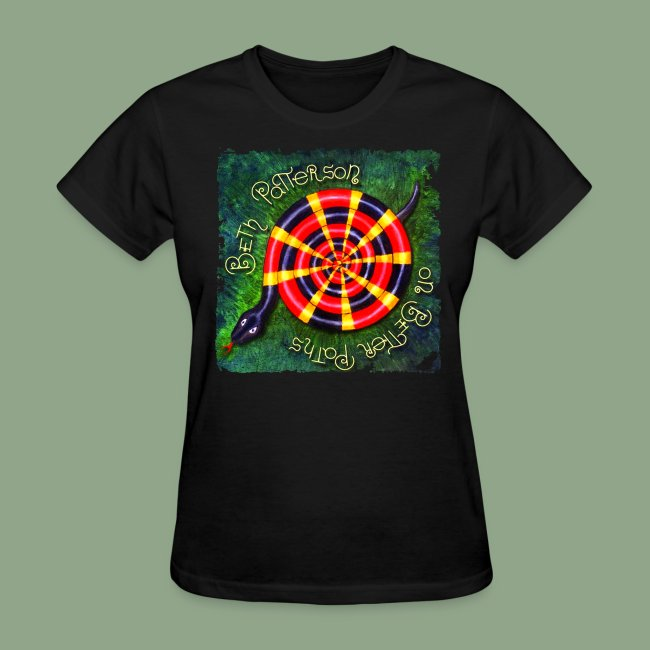 Beth Patterson - On Better Paths T-Shirt (women's)