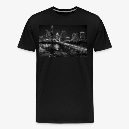 PureLeaf Dark City - Men's Premium T-Shirt