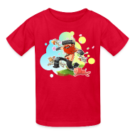 Kids' Shirts ~ Kids' T-Shirt ~ Kids Tee: Honeydew's Pets