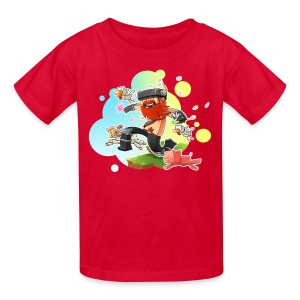 Kids Tee: Honeydew's Pets - Kids' T-Shirt