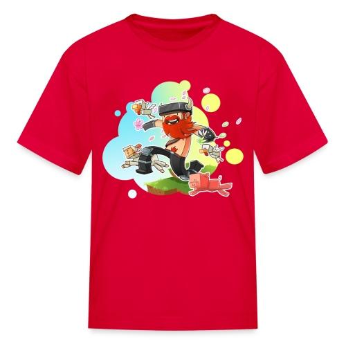 Kids Tee: Honeydew's Pets - Kids' T-Shirt