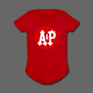 A & P  - Short Sleeve Baby Bodysuit