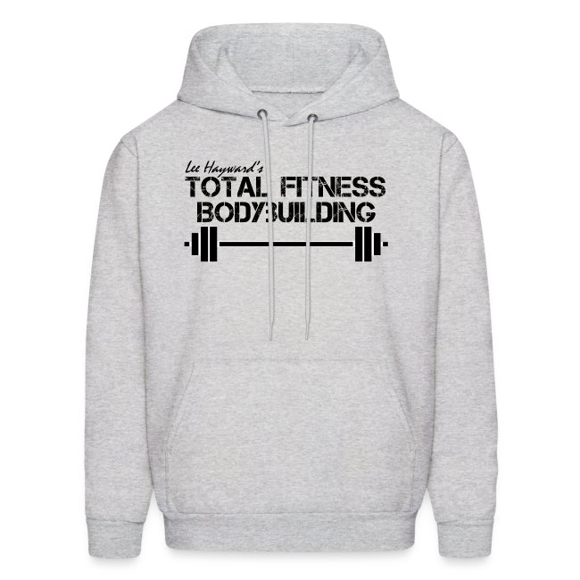 Total Fitness Bodybuilding Barbell Hoodie