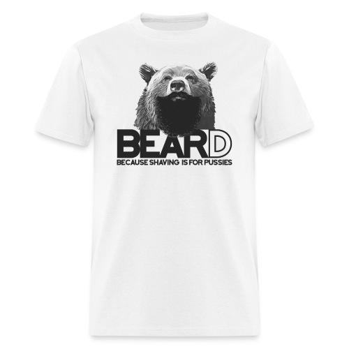 Bear and beard - Men's T-Shirt