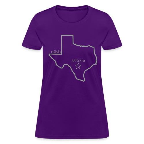 SATX STAR for women - Women's T-Shirt