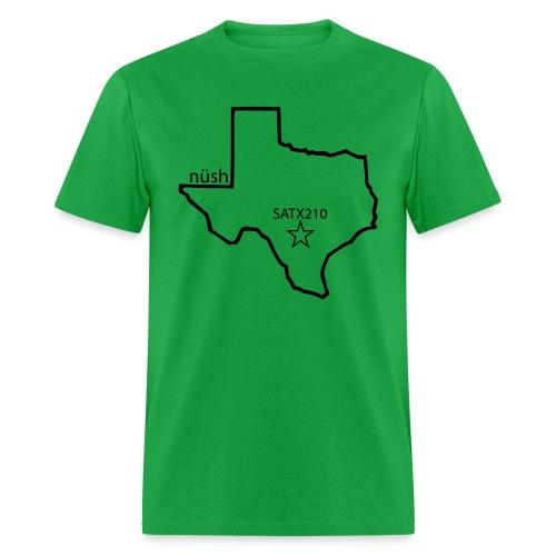 SATX STAR for men - Men's T-Shirt