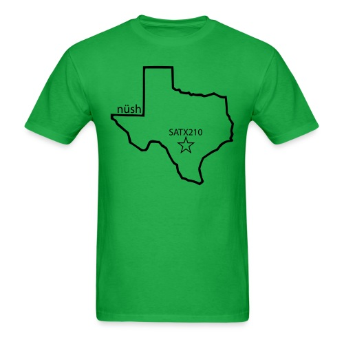 SATX STAR for men - Men's T-Shirt