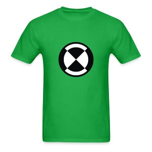 calibration badge - curiosity - Men's T-Shirt