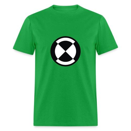 calibration badge - curiosity - Men's T-Shirt