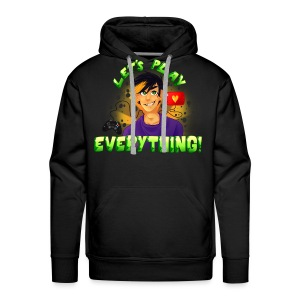 Let's Play Everything - Men's Hoodie - Men's Premium Hoodie