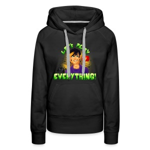 Let's Play Everything - Women's Hoodie - Women's Premium Hoodie