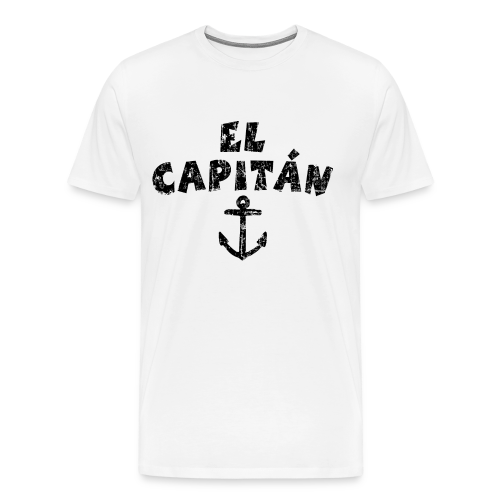 El Capitán Anchor Vintage/Black