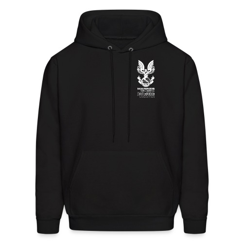 ODST Gunnery Sergeant dark mens sweatshirt - Men's Hoodie
