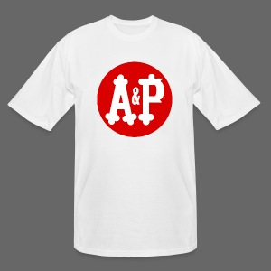 A & P  - Men's Tall T-Shirt
