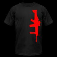 T-Shirts ~ Men's T-Shirt by American Apparel ~ AA SCAR T-Shirt