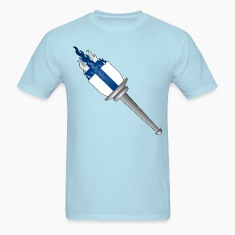 Olympic flame torch Finland T-Shirts