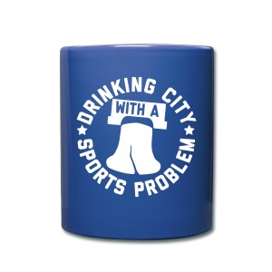 Drinking City with a Sports Problem - Full Color Mug