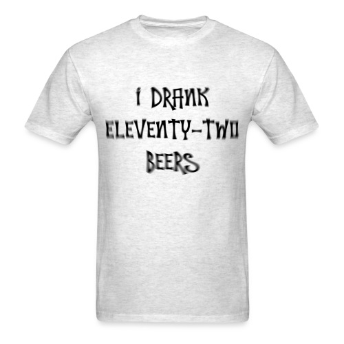 Eleventy-Two - Men's T-Shirt